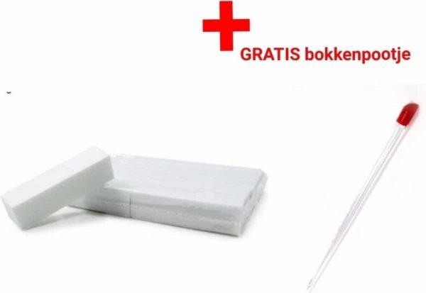 10x Polijstblok - Nail Buffer - Buffing Block - Nagelvijl - vijl - vijlen - shellac- gellak - acrylnagels - gelnagels - nagelverzorging - bufferblok - buffervijl - nagel- nagels