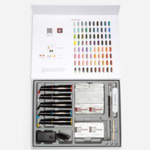 120 kleuren met de 5 Gellak Color Mixing Pens! - Gellak Starterspakket - met lamp