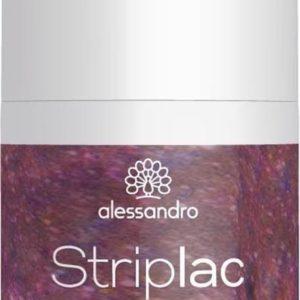 Alessandro Striplac stardust - Gellak - Rood - Geschikt voor UV en LED lamp