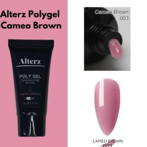 Alterz Polygel Cameo Brown - Polygel nagels - Polygel kleuren - Polygel producten - 30ml