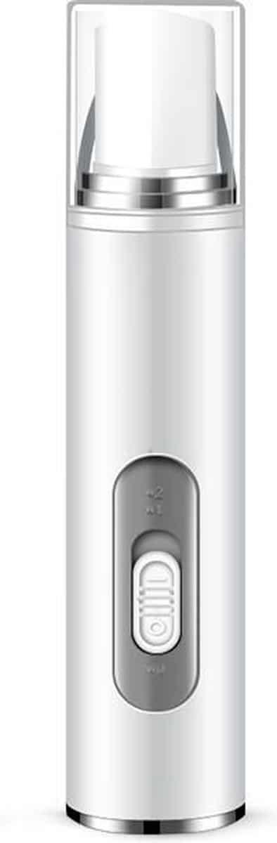 Ayadin KD363 Nagelfrees-Elektrische nagelvijl-Kleur: Wit
