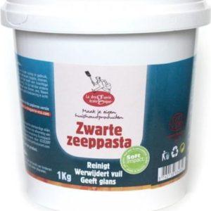 Biologische groene/zwarte zeep pasta - 1kg