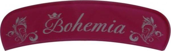 Bohemia Glasvijl / Nagelvijl Gebogen en Hol - Voor Manicure & Pedicure ( nagelvijl )
