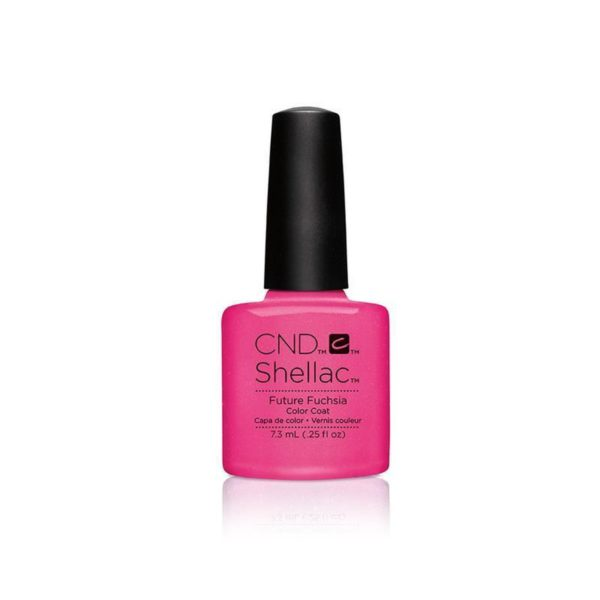 CND - Colour - Shellac - Gellak - Future Fuchsia - 7,3 ml