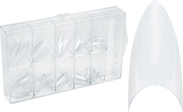 Callance Nagel Tips Stiletto 100 stuks - gelnagels - acrylnagels - gel - acryl - nagels - manicure - nagelverzorging