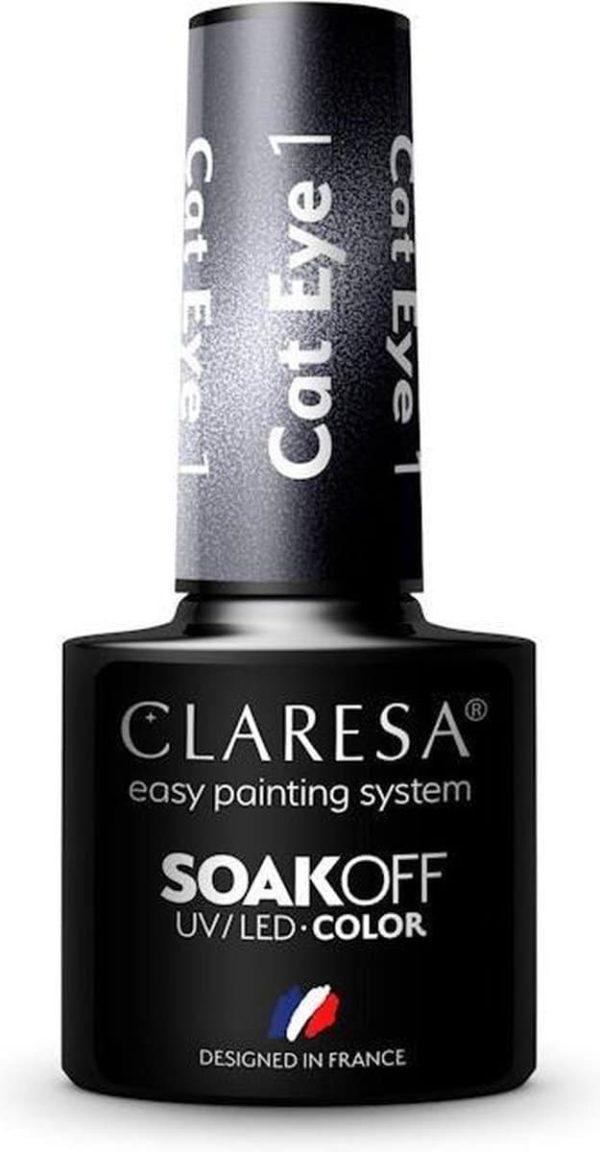 Claresa Gellak Cat Eye 1 - 5ml.