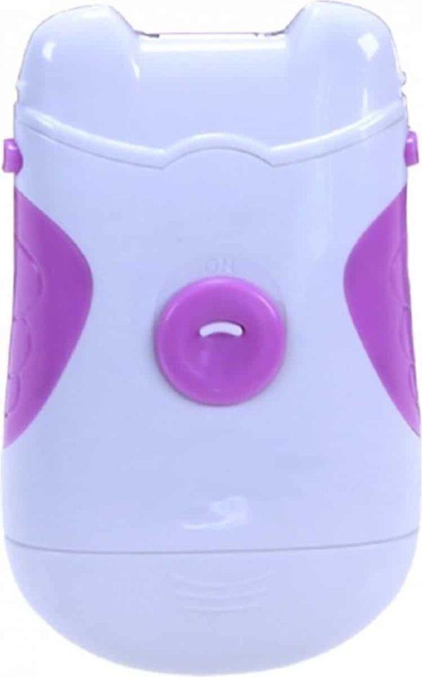 ComfortTrends Nagelvijl Elektrisch Werkt op 2 batterijen. - Zeer klein