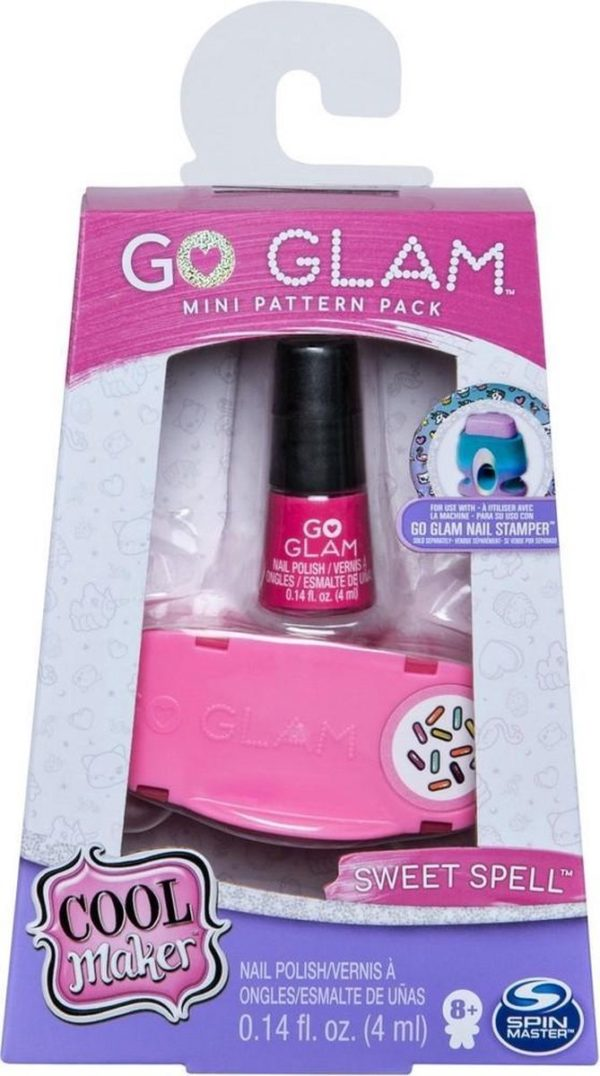 Cool Maker GoGlam Nail Fashion Navulpack Sweet Spell