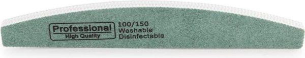 Cosmetics Zone Nagelvijl Boot Groen 100/150