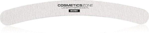 Cosmetics Zone Professionele Nagelvijl Grit Banaan 80/80