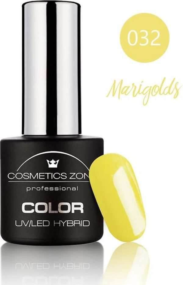 Cosmetics Zone UV/LED Gellak Marigolds 032