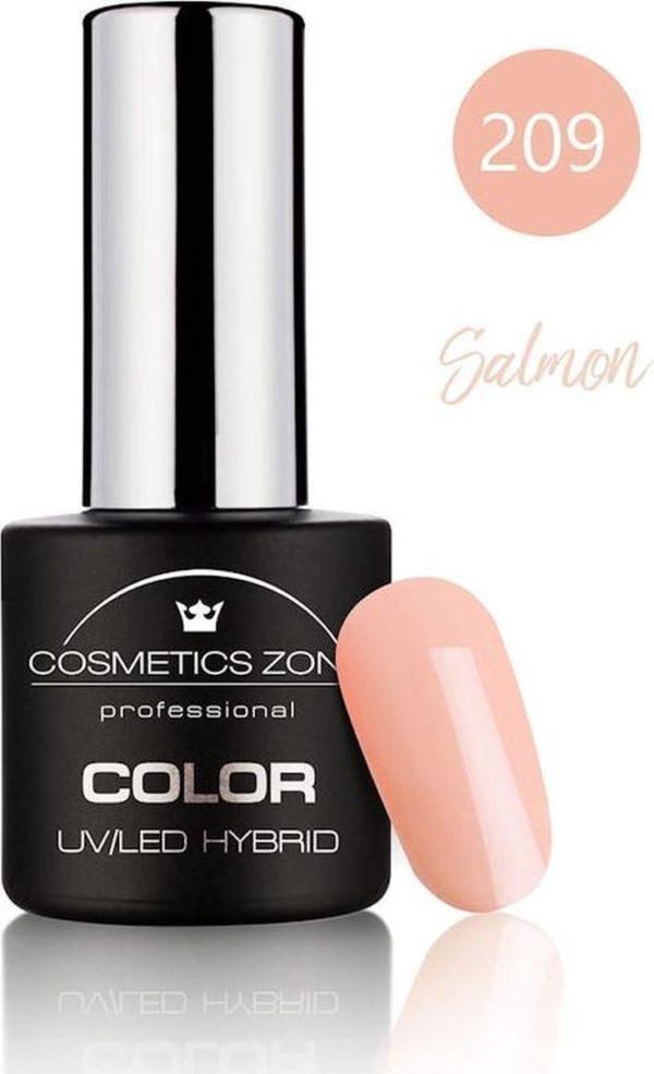 Cosmetics Zone UV/LED Gellak Salmon 209