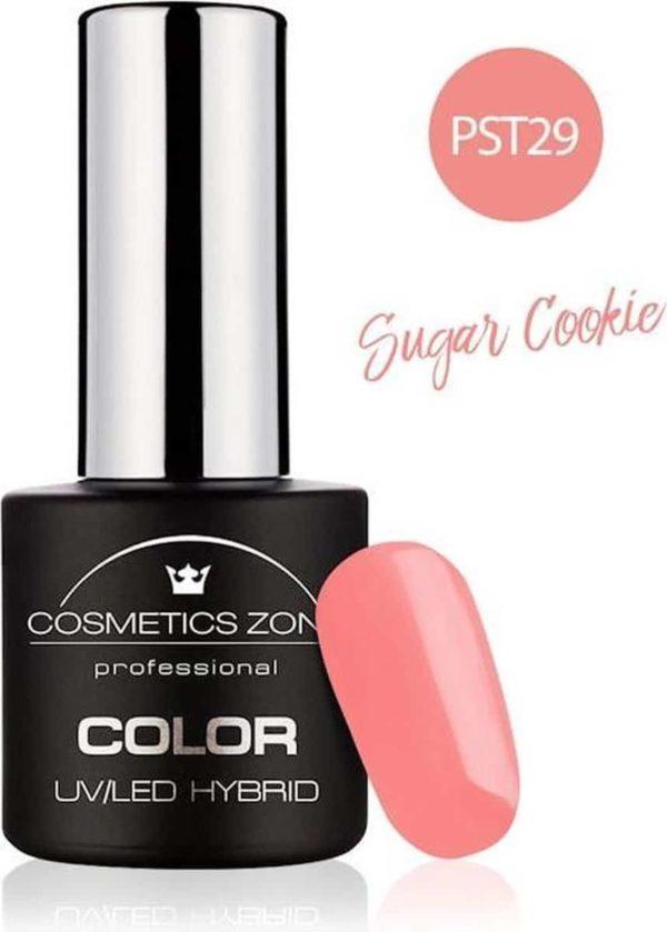 Cosmetics Zone UV/LED Gellak Sugar Cookie PST29