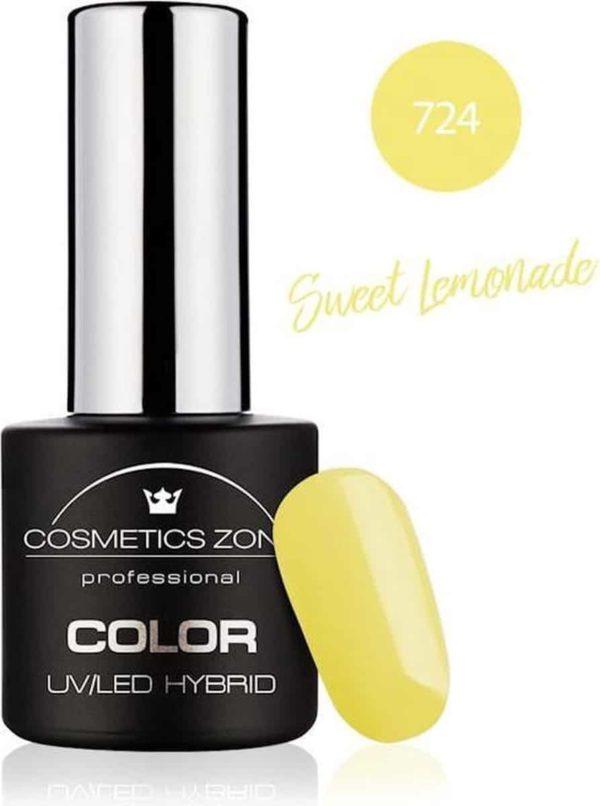 Cosmetics Zone UV/LED Gellak Sweet Lemonade 724