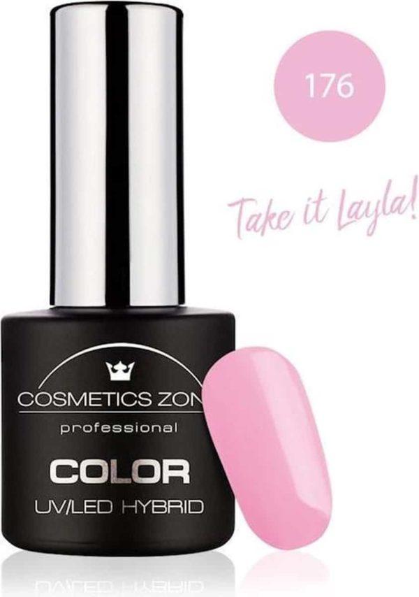 Cosmetics Zone UV/LED Gellak Take it Layla! 176