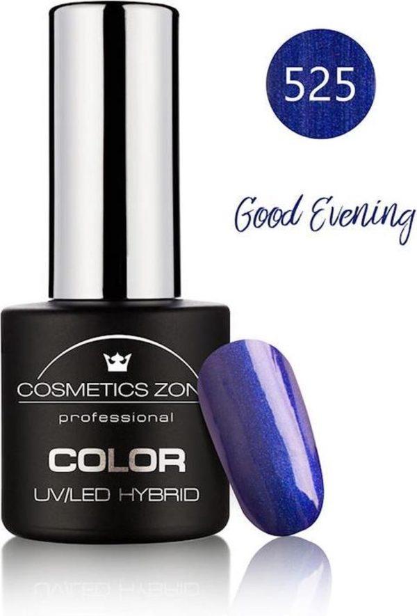 Cosmetics Zone UV/LED Hybrid Gellak 7ml. Good Evening 525