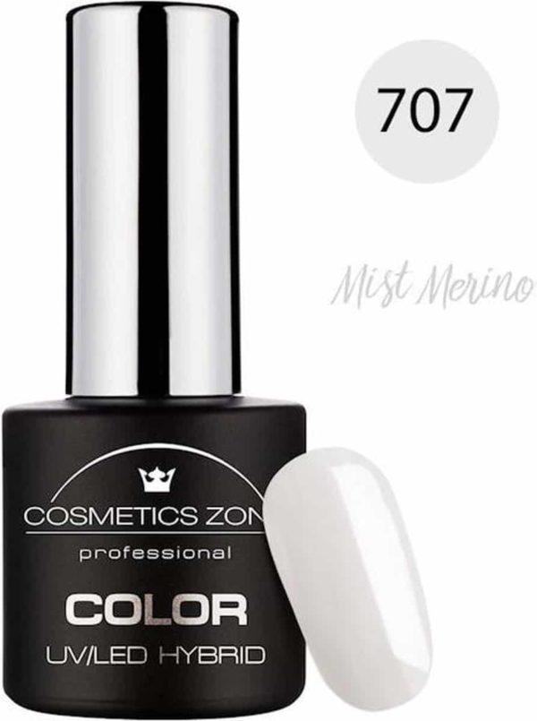 Cosmetics Zone UV/LED Hybrid Gellak 7ml. Mist Merino 707