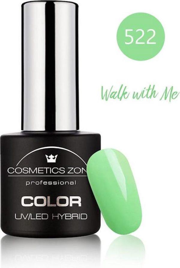 Cosmetics Zone UV/LED Hybrid Gellak 7ml. Walk With Me 522