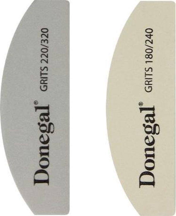 Donegal Nagelvijl 180/240 + Nail Buffer 220/320 - 2080