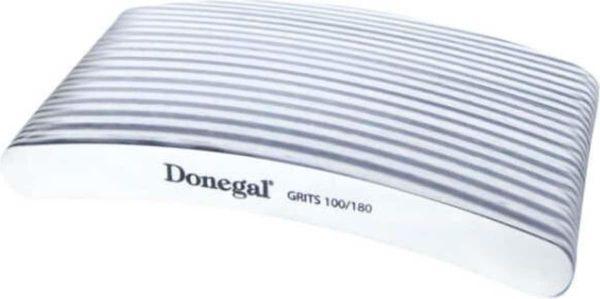 Donegal Professionele Nagelvijl Grit 100/180 - Set a 24 stuks Banaan - 2078