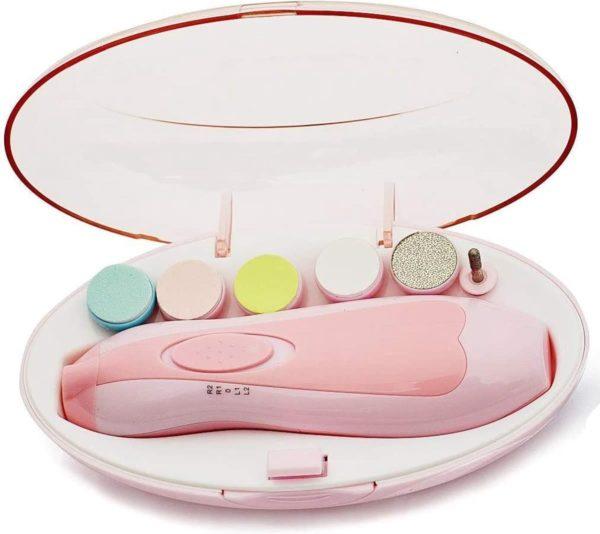 Electrische Baby Nagelsetje - Ultra Stil - Draadloos