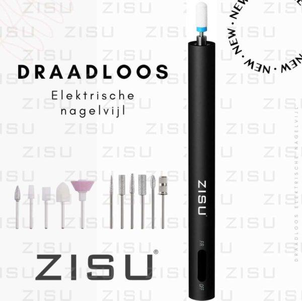 Elektrische nagelvijl - 12 Nagelfrees bitjes - Nagelfrees - DRAADLOOS - Nagelvijl - Nagelvijl electrisch - Manicure / Pedicure