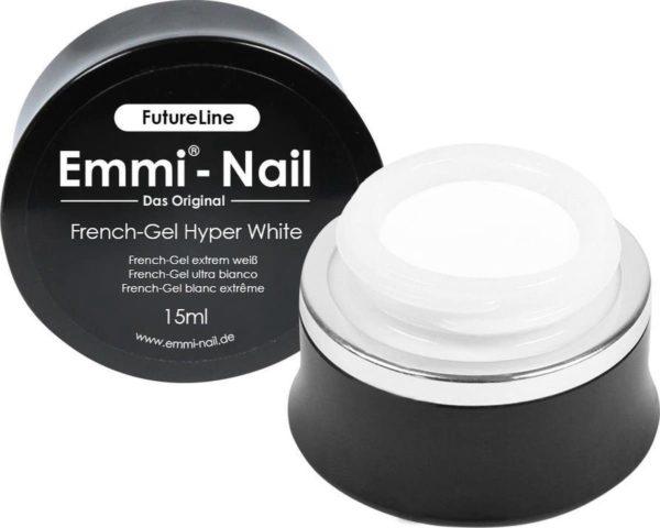 Emmi-Futureline French Gel Hyper White, 15 ml
