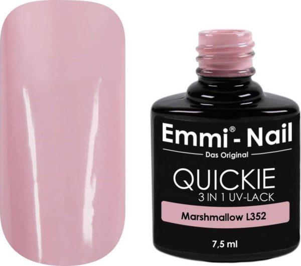 Emmi-Nail Quickie 3in1 Gellak Marshmallow L352