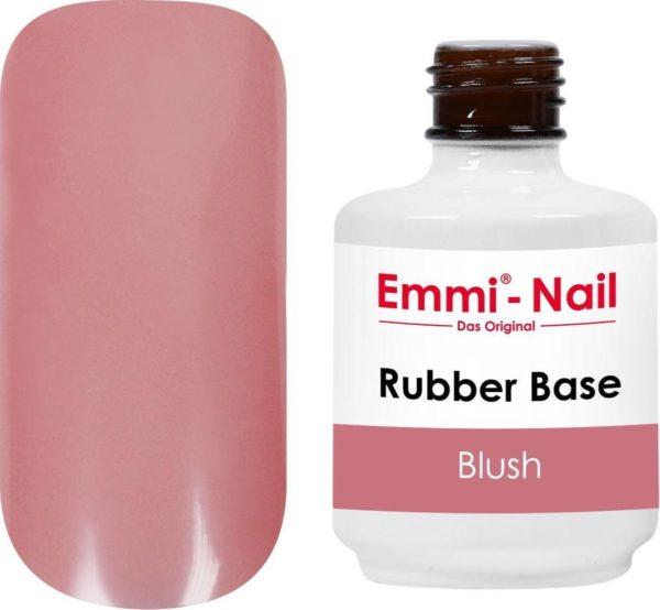 Emmi-Nail Rubber Base Blush, 15 ml
