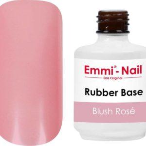 Emmi-Nail Rubber Base Blush Rose, 15 ml