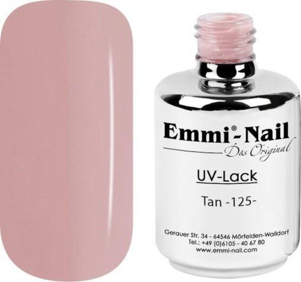 Emmi Shellac-UV Gellak Tan, 15 ml