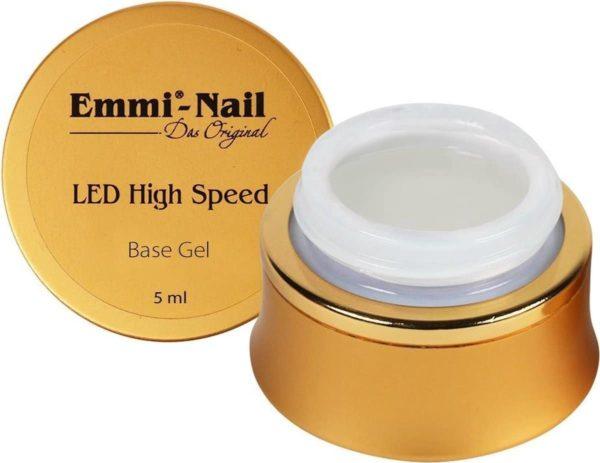 Emmi-UV-Led High Speed Base Gel, Vegan, 5 ml