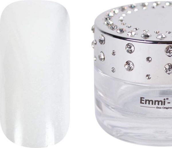 Emmi-nail Acryl-Gel Polygel Soft White, 15 ml