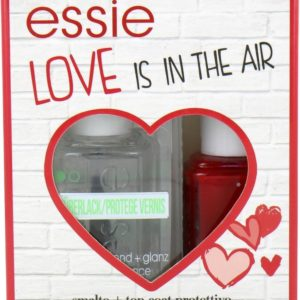 Essie Love Is In The Air Nagellak - Russian Roulette - Good To Go Topcoat