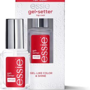 Essie Nagelverzorging - Gel Setter - Topcoat met gelglans finish