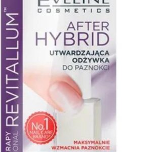 Eveline Cosmetics Verharder Conditioner voor verzwakte nagels na Hybride of Gel Manicure - After Hybrid Reconstructing