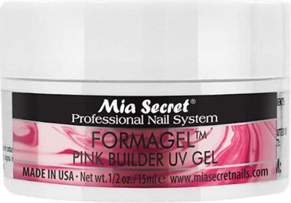 Formagel Pink (Buildergel) 15ml.