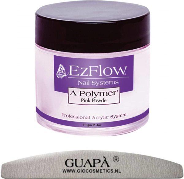 GUAP� Acryl Poeder Roze 21 gr   Professionele Acrylic Powder