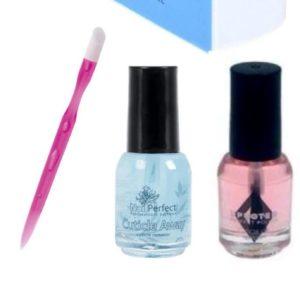 GUAPÀ - Manicure Voorbereiding Nagelverzorging Set voor mooie verzorgde Nagels en Nepnagels