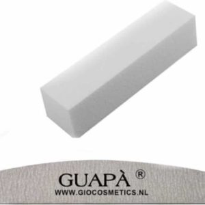 GUAPÀ - Nagel Vijlen Set 2 stuks 100/180 Gritt voor Kunstnagels & Acryl en Gel Nagels - High Quality Manicure & Pedicure