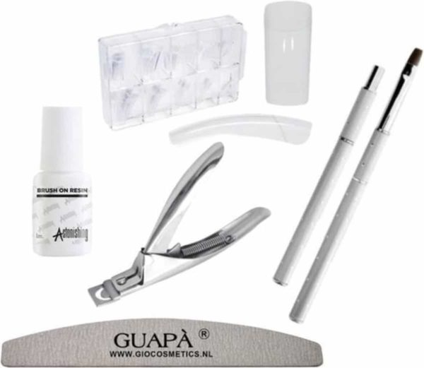 GUAPÀ - Nepnagel Gel Kit Transparant