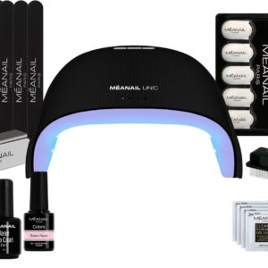Gel nagellak - UV lamp 48w zwart - MEANAIL® - Essential kit - Nude