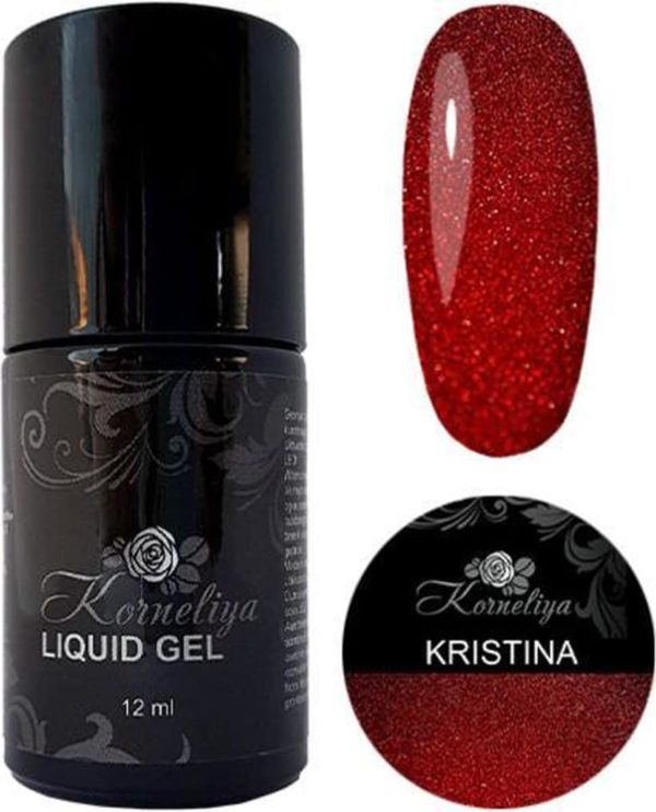 Gellak - Korneliya Liquid Gel Expert Collection KRISTINA 12ml