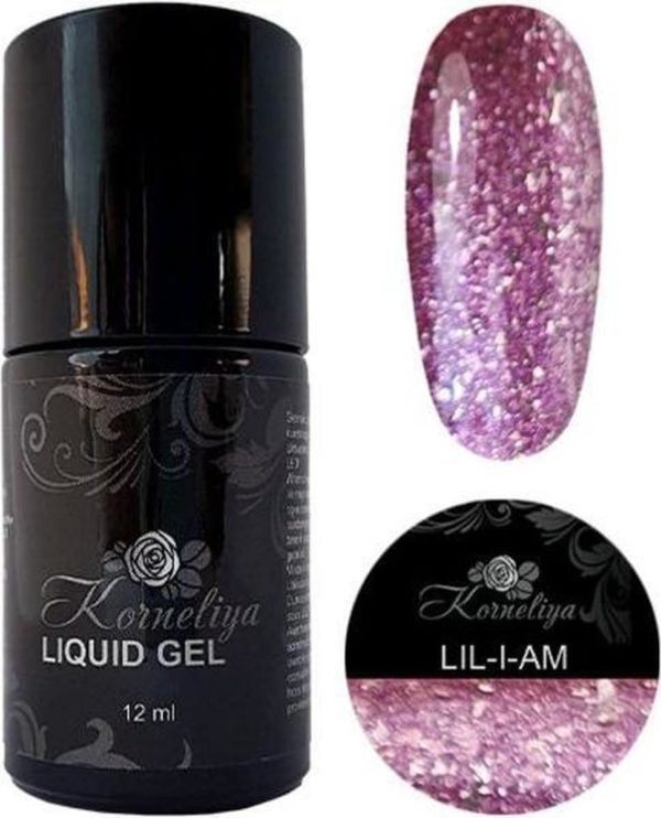 Gellak - Korneliya Liquid Gel Expert Collection LIL i AM 12ml