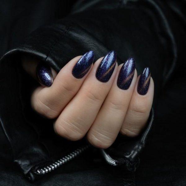Gellak - Semilac Magic Cat Eye 315 - Violet