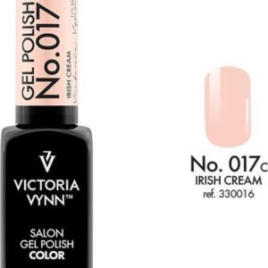 Gellak Victoria Vynn™ Gel Nagellak - Salon Gel Polish Color 017 - 8 ml. - Irish Cream
