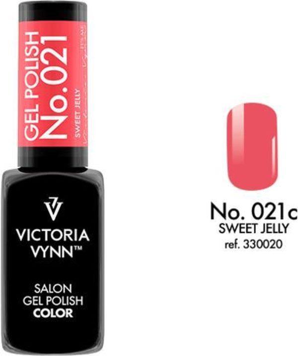 Gellak Victoria Vynn™ Gel Nagellak - Salon Gel Polish Color 023 - 8 ml. - Forever Love