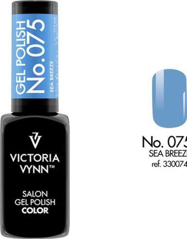 Gellak Victoria Vynn™ Gel Nagellak - Salon Gel Polish Color 075 - 8 ml. - Sea Breeze