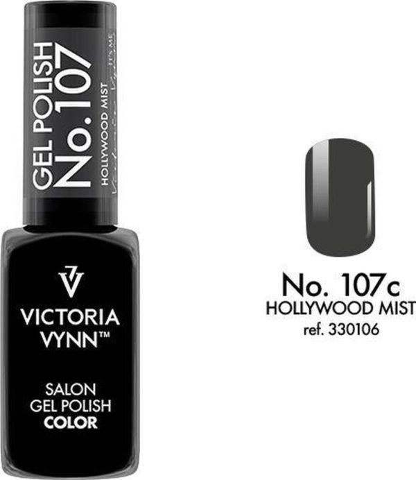 Gellak Victoria Vynn™ Gel Nagellak - Salon Gel Polish Color 107 - 8 ml. - Hollywood Mist