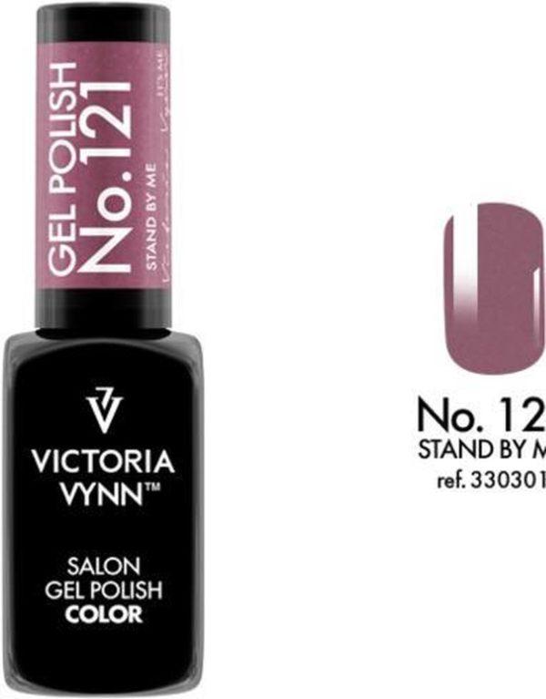 Gellak Victoria Vynn™ Gel Nagellak - Salon Gel Polish Color 121 - 8 ml. - Stand by Me